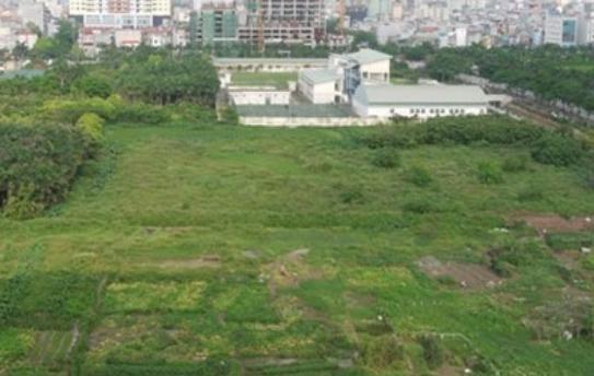 Bán đất lô góc 2 mặt tiền đường Phạm Hùng