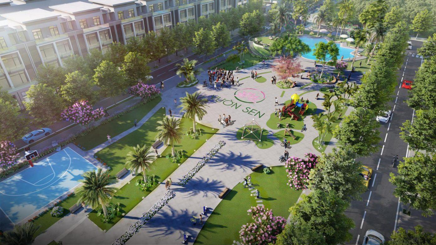 Khu đô thị Vườn Sen Đồng Kỵ
